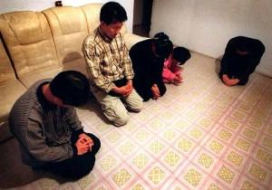 chun Praying