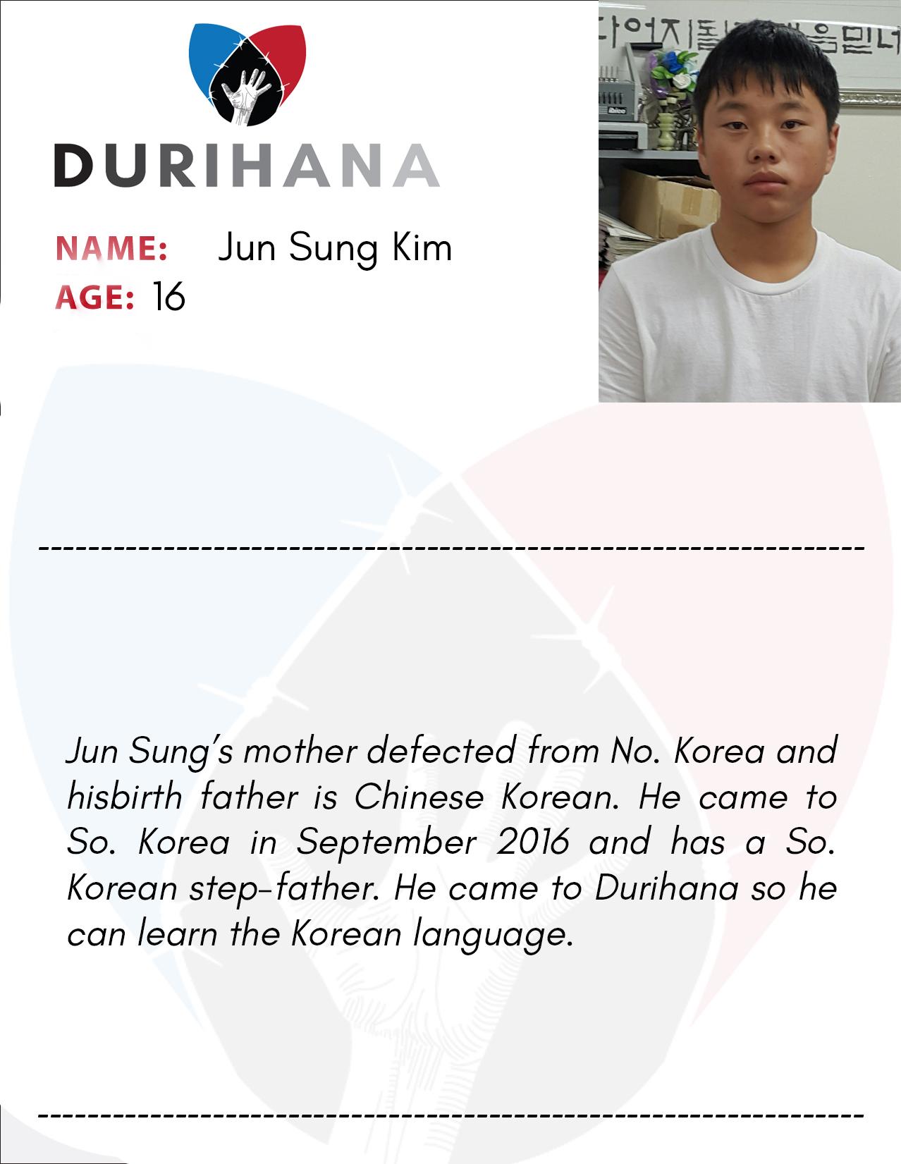 Jun Sung Kim